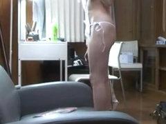 Yui Akane Japanese AV model has a sexy body
