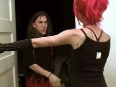 Sexy Goth Student Fucks a Photographer - Cireman