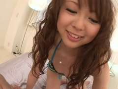 Jyunko Hayama Legal Age Teenager Cunt Creampied In POV