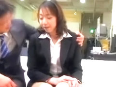 Asian movie with sexy woman plugged hard by throbbing peter