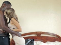 Horny pornstar Gina Gerson in Amazing Interracial, Facial xxx video