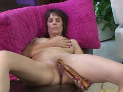Hottest pornstar Kelly Capone in Crazy Brunette, Masturbation xxx movie