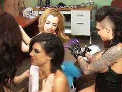 Bonnie Rotten,Christy Mack,Gia DiMarco,Lexi Belle