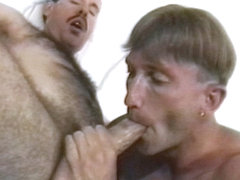 Rod Lance & Ron Hunter in Open Wide Scene 3 - Bromo