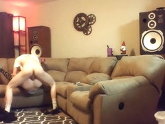 Tug Bangs a Chick on the Couch