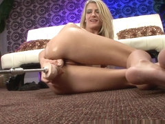 PantyhosePops Video: Amanda Tate