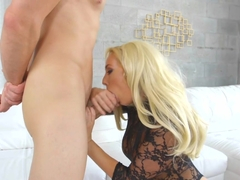Fabulous pornstars Olivia Fox, Bruce Venture in Amazing Fake Tits, Blonde xxx video