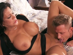 Playtime with stupendous MILF Teri Weigel