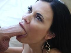 Crazy pornstars in Best Latina, Stockings porn clip