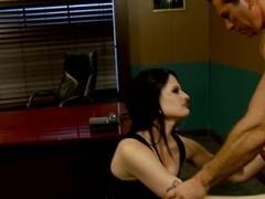 Crazy pornstars in Incredible Gothic, Hardcore sex scene