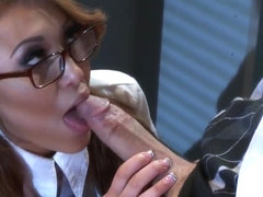Chemistry teacher bangs asian schoolgirl Jayden Lee