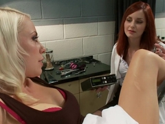 Incredible lesbian, bdsm sex clip with best pornstars Phoenix Askani and Lorelei Lee from Wiredpus.