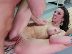 John Strong fucks hard busty Tiffany Tyler