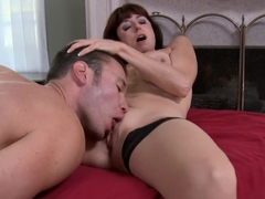 Karen Kougar & Tim Cannon in My First Sex Teacher