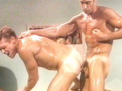 Al Michaels & Daryl Brock in Night Heat Scene 5 - Bromo