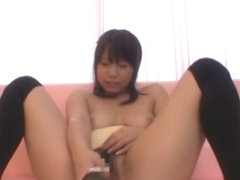 Best Japanese girl An Shinohara in Fabulous Amateur, Masturbation JAV scene
