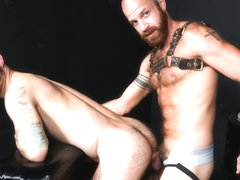 Jay Donahue & James Stevens in Bare Playroom - PrideStudios