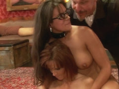 MILF Ass Slut Syren de Mer is Under the House Slaves Thumb