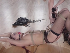 Chanel Preston Electro Fucks Dahlia Sky