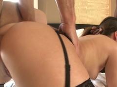 Incredible pornstar Cindy Carson in Hottest Interracial, Big Ass sex movie