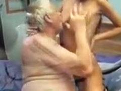 Alexa fucked by Old men in room monitoring