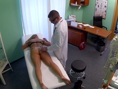 Exotic pornstar Todd Alexander in Horny Medical, Blonde sex movie