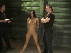 5 Girl IntakeSelecting the perfect slave to train