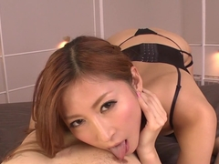 Crazy Japanese whore Reira Aisaki in Amazing JAV uncensored Lingerie movie