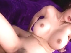 Incredible Japanese chick Yuuri Himeno in Horny Cunnilingus, Facial JAV clip
