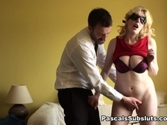 Jessica: Spank My Rosy Valentine Arse! - PascalSsubsluts