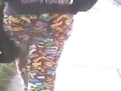 pajama jiggle booty