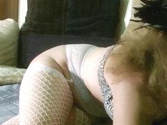 gail mature masturbed