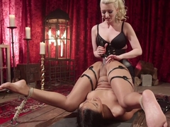 Horny Slut Begs For Multi-Orgasmic Electro Fucking