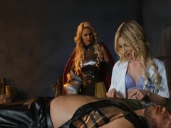 Phoenix Marie And Piper Perri In Whor Goddess of Thunder Part 2