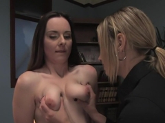 Incredible fetish, lesbian sex video with horny pornstars Sarah Shevon, Maitresse Madeline Marlowe and Winter Sky from Whippedass