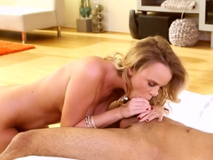 Horny pornstar Alexis Adams in Best Cunnilingus, Big Ass xxx clip