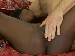 Fabulous pornstars Jay Huntington, Ana Foxxx in Incredible Black and Ebony, Small Tits adult movie
