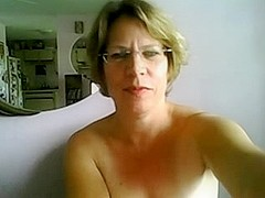 First time mature tits and ass on webcam