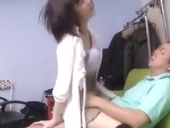 Incredible Japanese model Sae Aihara, Aki Nagase, Haruki Sato in Best Footjob JAV clip