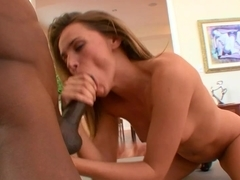 Tori Black is in to some black dick action