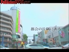 Crazy Japanese Window Fucking Part 1