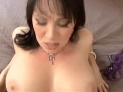 Clarissa Doll Takes Cumshot After Getting Nailed Hardcore