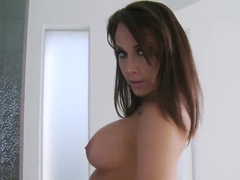 Amazing girl Chanel Preston is fucking in the ass