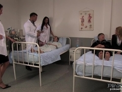 PinkoHD XXX video: Hospital Visit
