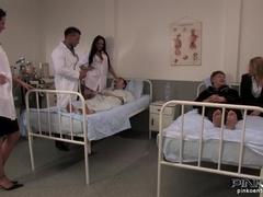 PinkoHD XXX video: Hospital Visit