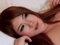 Momoka Nishina HD hard threesome in lingerie (Japanese)