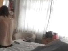 Wife spied in bedroom