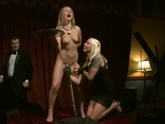 House Supper and Slave Initiation