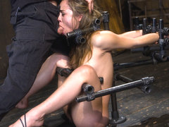Kristina Rose  Isis Love in Kristina Rose - Filthy Whore - Live Show Part 3 - DeviceBondage