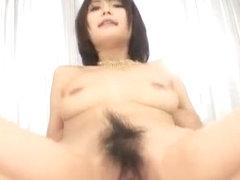 Azumi Harusaki swallows big - More at Pissjp.com